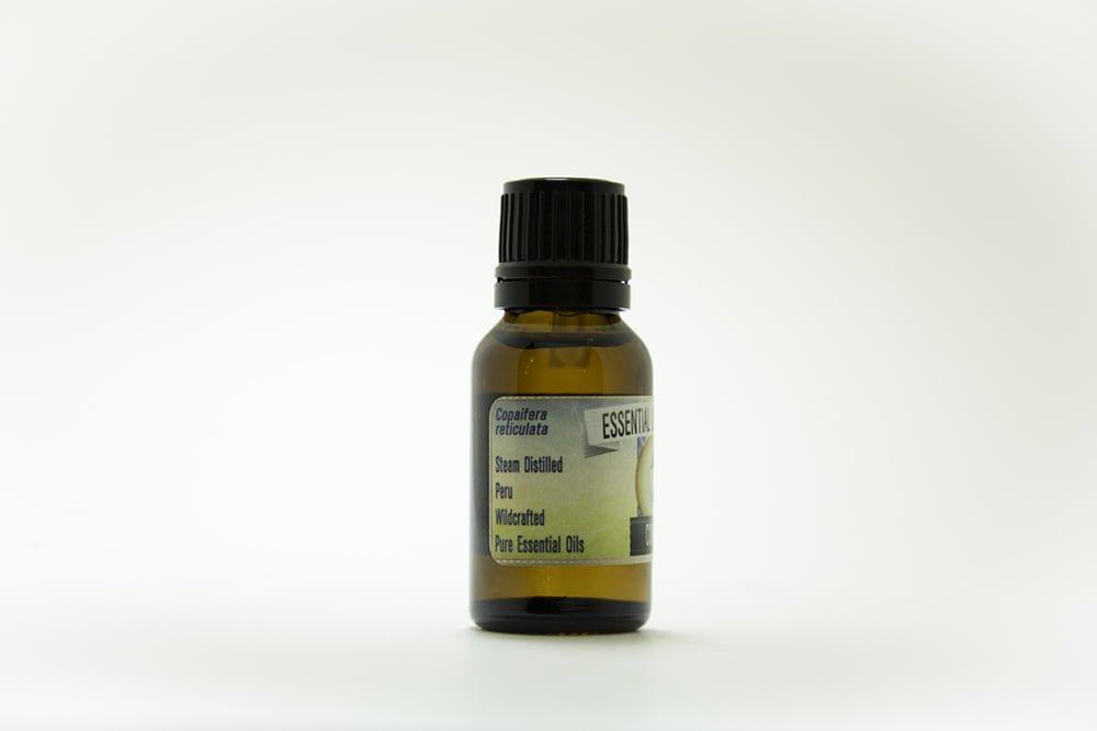 copaiba essential oil pure side