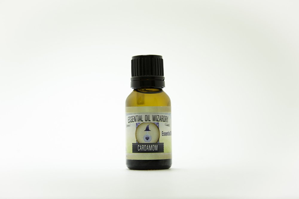 cardamom essential oil pure