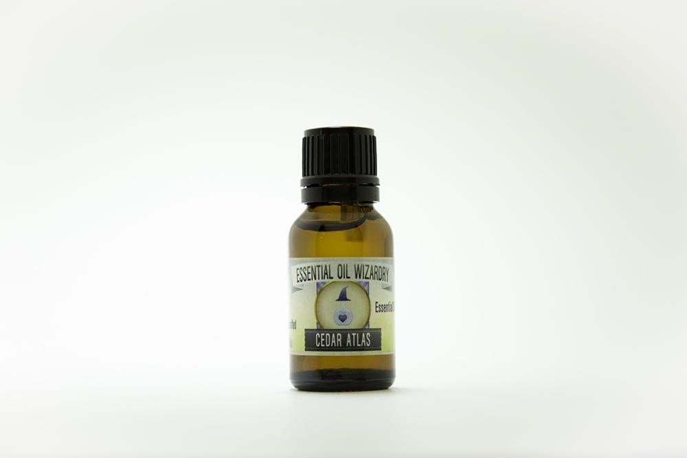 cedar atlas essential oil pure