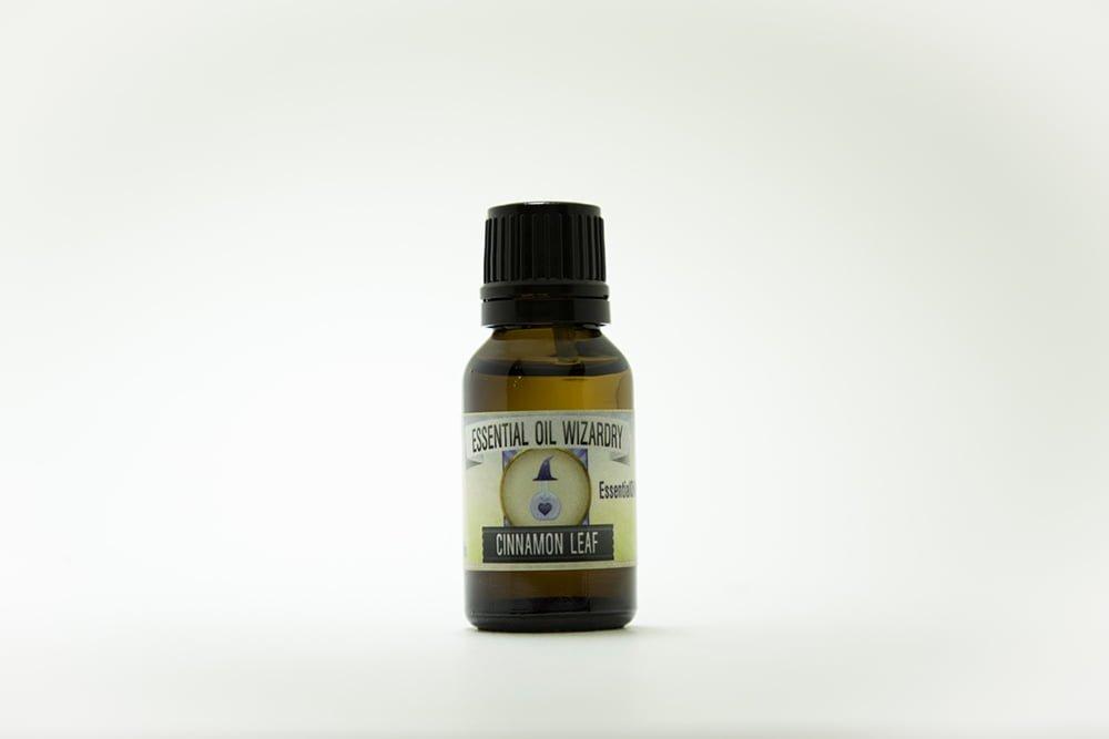 cinnamon leaf essential oil pure