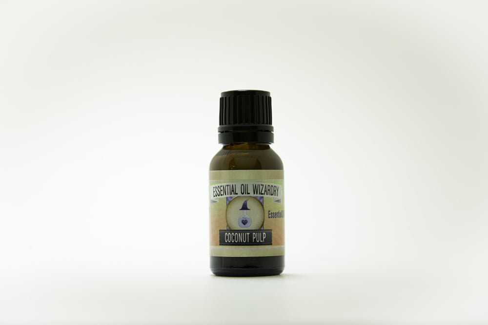 coconut pulp essential oil pure