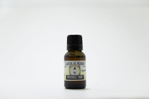 patchouli dark essential oil pure
