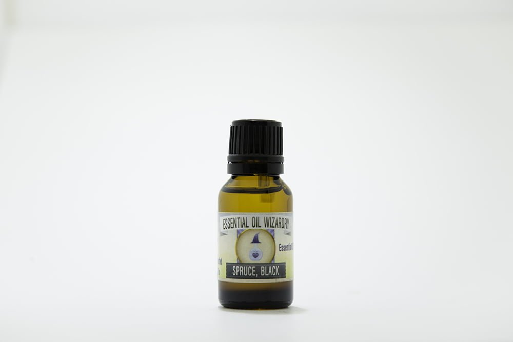 Black Spruce Essential Oil Pure