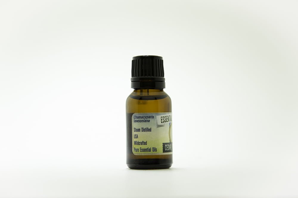 cedar port orford essential oil pure