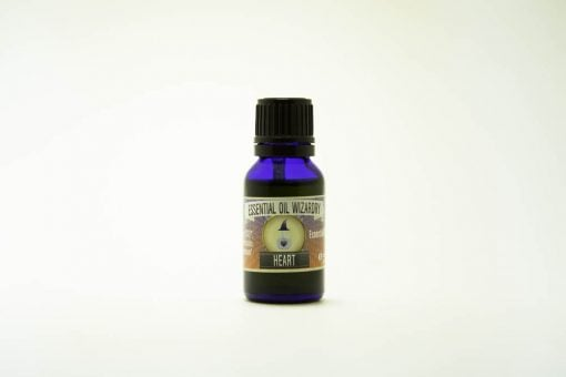 Divine Align Chakra essential oil set heart