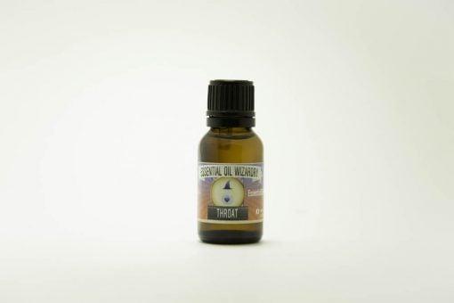 Divine Align Chakra essential oil set throat