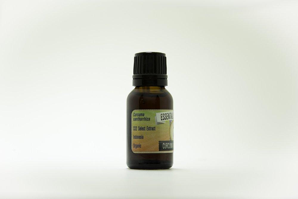 curcuma xanthorrhiza pure essential oil co2 extract