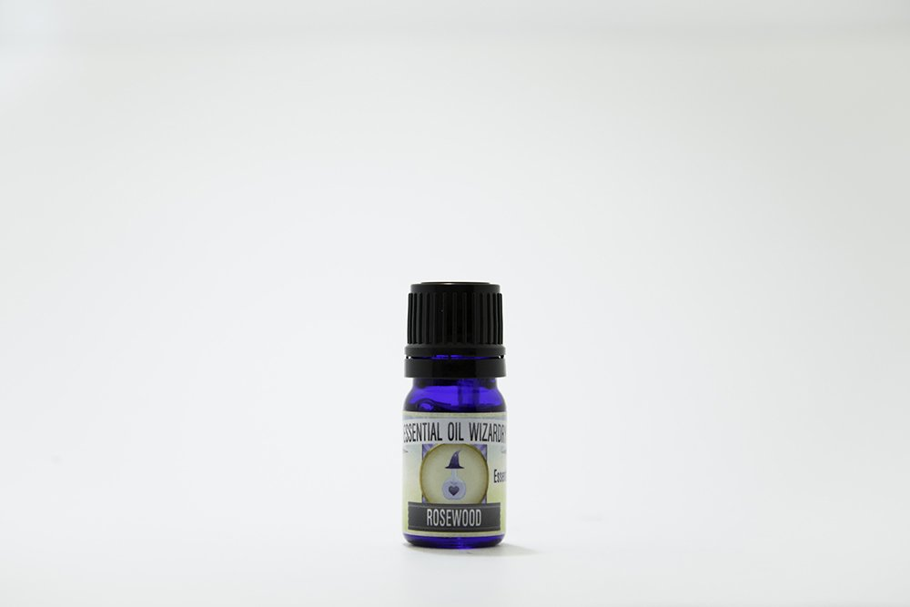 Rosewood essential oil wizardry