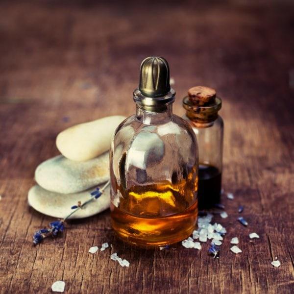 Nutmeg Massage Oil