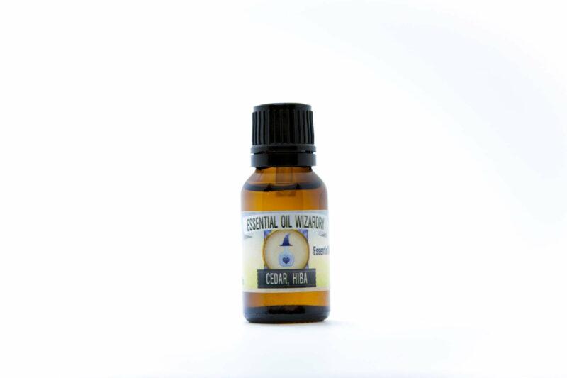 Hiba Cedarwood Essential Oil